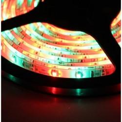 BANDA LED, 2835, IP65, RGB