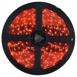 BANDA LED, 2835, IP65, ROSU