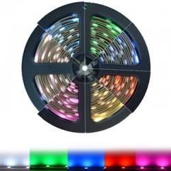BANDA LED, 5050, IP20, RGB