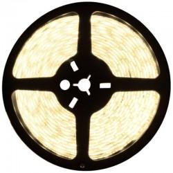 BANDA LED, 5050, IP65, ALB CALD