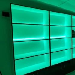 BANDA LED, 5050, IP65, RGB