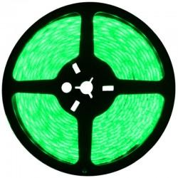 BANDA LED, 5050, IP65, VERDE