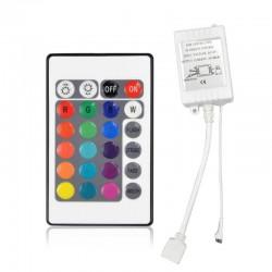 CONTROLER RGB IR 24 BUTOANE