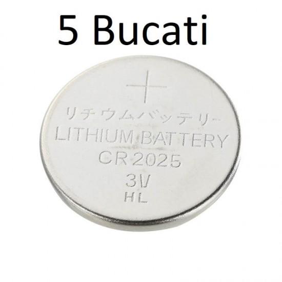 BATERII LITIU, CR2025
